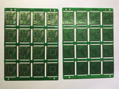 四层蓝牙模块PCB板